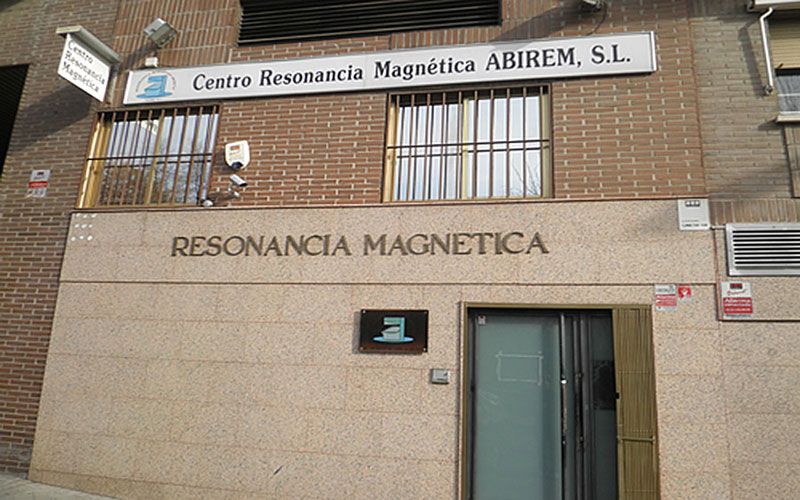 resonancia magnetica abierta